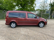 Volkswagen Caddy Maxi 2014 C20 LIFE TDI wheelchair & scooter accessible vehicle WAV 29