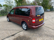 Volkswagen Caddy Maxi 2014 C20 LIFE TDI wheelchair & scooter accessible vehicle WAV 27