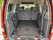 Volkswagen Caddy Maxi 2014 C20 LIFE TDI wheelchair & scooter accessible vehicle WAV 7