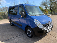Renault Master 2017 SL28 BUSINESS DCI P/V QUICKSHIFT wheelchair accessible vehicle WAV 3