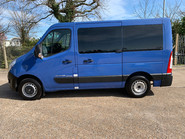 Renault Master 2017 SL28 BUSINESS DCI P/V QUICKSHIFT wheelchair accessible vehicle WAV 29