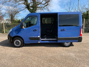 Renault Master 2017 SL28 BUSINESS DCI P/V QUICKSHIFT wheelchair accessible vehicle WAV 30
