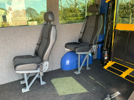 Renault Master 2017 SL28 BUSINESS DCI P/V QUICKSHIFT wheelchair accessible vehicle WAV 19