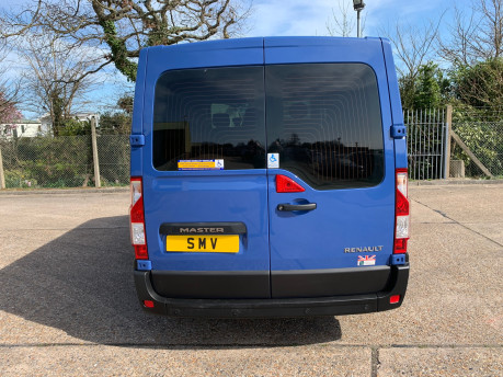 Renault Master 2017 SL28 BUSINESS DCI P/V QUICKSHIFT wheelchair accessible vehicle WAV 4