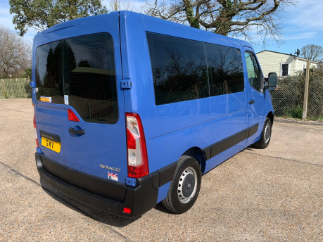 Renault Master 2017 SL28 BUSINESS DCI P/V QUICKSHIFT wheelchair accessible vehicle WAV 31
