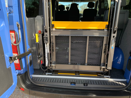 Renault Master 2017 SL28 BUSINESS DCI P/V QUICKSHIFT wheelchair accessible vehicle WAV 6