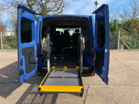 Renault Master 2017 SL28 BUSINESS DCI P/V QUICKSHIFT wheelchair accessible vehicle WAV 10