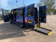 Renault Master 2017 SL28 BUSINESS DCI P/V QUICKSHIFT wheelchair accessible vehicle WAV 32