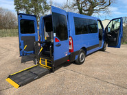 Renault Master 2017 SL28 BUSINESS DCI P/V QUICKSHIFT wheelchair accessible vehicle WAV 34