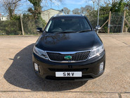 Kia Sorento 2014 CRDI KX-2 SAT NAV wheelchair & scooter accessible vehicle WAV 2