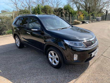 Kia Sorento 2014 CRDI KX-2 SAT NAV wheelchair & scooter accessible vehicle WAV 3