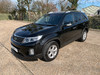 Kia Sorento 2014 CRDI KX-2 SAT NAV wheelchair & scooter accessible vehicle WAV