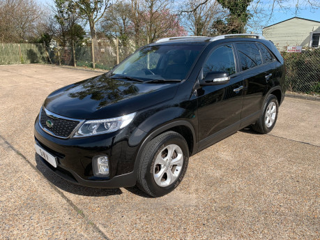 Kia Sorento 2014 CRDI KX-2 SAT NAV wheelchair & scooter accessible vehicle WAV 1