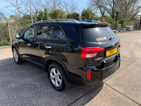 Kia Sorento 2014 CRDI KX-2 SAT NAV wheelchair & scooter accessible vehicle WAV 27