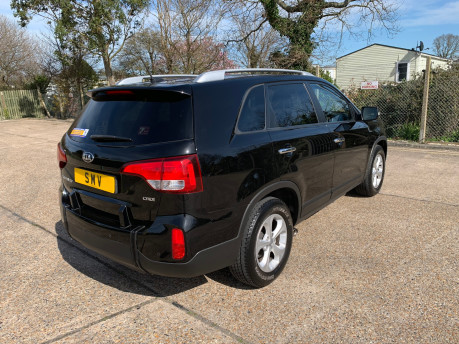 Kia Sorento 2014 CRDI KX-2 SAT NAV wheelchair & scooter accessible vehicle WAV 29