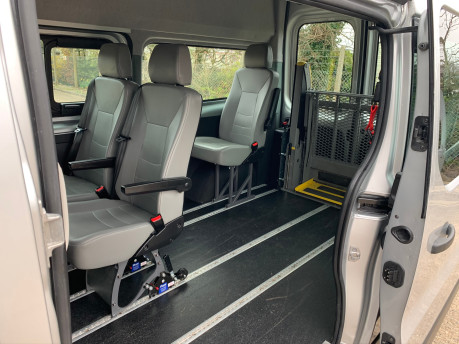 Renault Trafic 2016 LH29 BUSINESS ENERGY DCI H/R P/V wheelchair accessible vehicle WAV 13