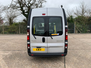 Renault Trafic 2016 LH29 BUSINESS ENERGY DCI H/R P/V wheelchair accessible vehicle WAV 5
