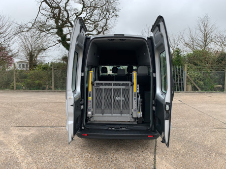 Renault Trafic 2016 LH29 BUSINESS ENERGY DCI H/R P/V wheelchair accessible vehicle WAV 6