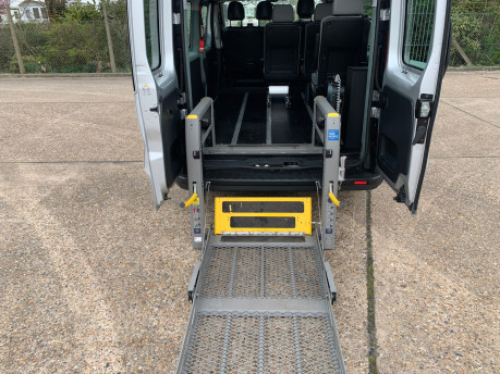 Renault Trafic 2016 LH29 BUSINESS ENERGY DCI H/R P/V wheelchair accessible vehicle WAV 10