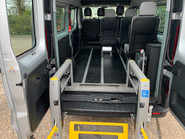 Renault Trafic 2016 LH29 BUSINESS ENERGY DCI H/R P/V wheelchair accessible vehicle WAV 11