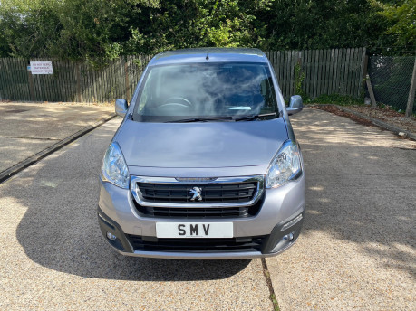 Peugeot Partner 2015 TEPEE ACTIVE wheelchair & scooter accessible vehicle WAV 1