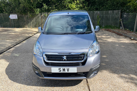 Peugeot Partner 2015 TEPEE ACTIVE wheelchair & scooter accessible vehicle WAV
