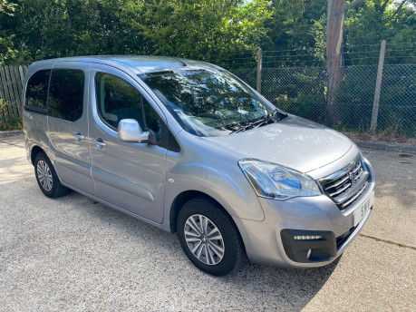 Peugeot Partner 2015 TEPEE ACTIVE wheelchair & scooter accessible vehicle WAV 15