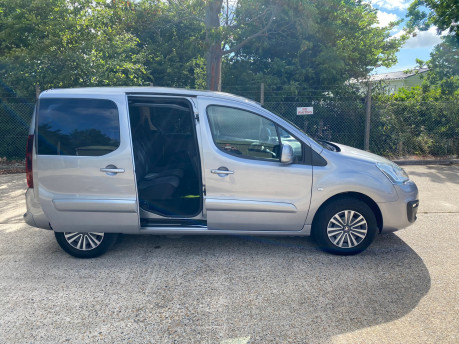 Peugeot Partner 2015 TEPEE ACTIVE wheelchair & scooter accessible vehicle WAV 28