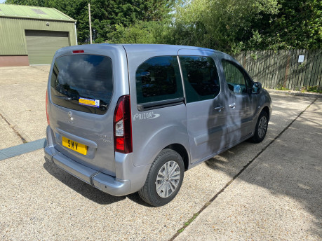 Peugeot Partner 2015 TEPEE ACTIVE wheelchair & scooter accessible vehicle WAV 18