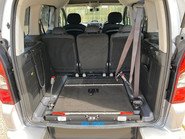 Peugeot Partner 2015 TEPEE ACTIVE wheelchair & scooter accessible vehicle WAV 3