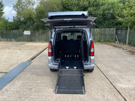 Peugeot Partner 2015 TEPEE ACTIVE wheelchair & scooter accessible vehicle WAV 2