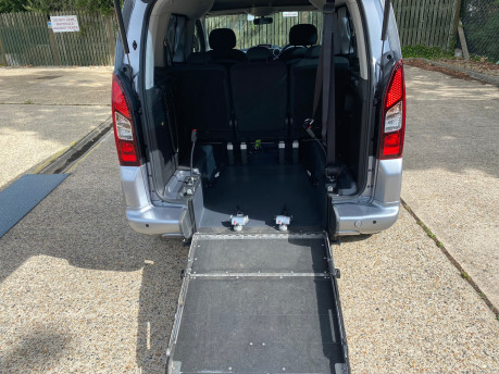 Peugeot Partner 2015 TEPEE ACTIVE wheelchair & scooter accessible vehicle WAV 6