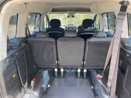 Peugeot Partner 2015 TEPEE ACTIVE wheelchair & scooter accessible vehicle WAV 10