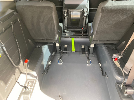 Peugeot Partner 2015 TEPEE ACTIVE wheelchair & scooter accessible vehicle WAV 7