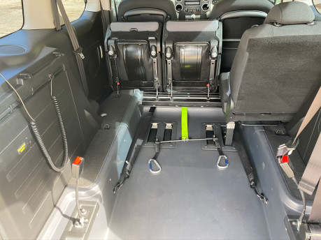 Peugeot Partner 2015 TEPEE ACTIVE wheelchair & scooter accessible vehicle WAV 8