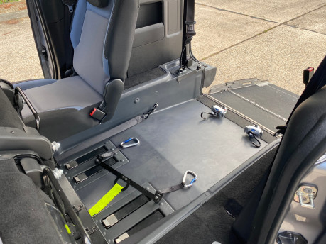 Peugeot Partner 2015 TEPEE ACTIVE wheelchair & scooter accessible vehicle WAV 11