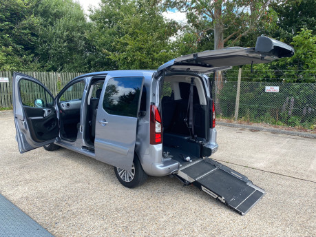 Peugeot Partner 2015 TEPEE ACTIVE wheelchair & scooter accessible vehicle WAV 23