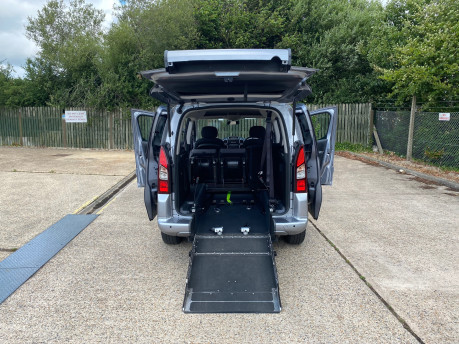Peugeot Partner 2015 TEPEE ACTIVE wheelchair & scooter accessible vehicle WAV 24