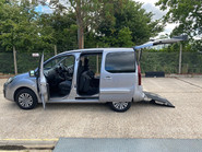 Peugeot Partner 2015 TEPEE ACTIVE wheelchair & scooter accessible vehicle WAV 26