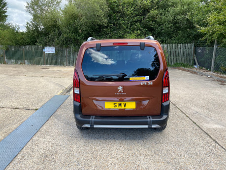 Peugeot Rifter 2019 BLUEHDI S/S ALLURE wheelchair & scooter accessible vehicle WAV 5