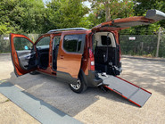 Peugeot Rifter 2019 BLUEHDI S/S ALLURE wheelchair & scooter accessible vehicle WAV 4