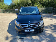 Mercedes-Benz V Class 2015 V220 BLUETEC SE wheelchair & scooter accessible vehicle WAV 2