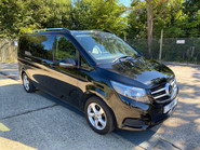 Mercedes-Benz V Class 2015 V220 BLUETEC SE wheelchair & scooter accessible vehicle WAV 1