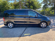 Mercedes-Benz V Class 2015 V220 BLUETEC SE wheelchair & scooter accessible vehicle WAV 38