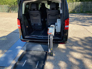 Mercedes-Benz V Class 2015 V220 BLUETEC SE wheelchair & scooter accessible vehicle WAV 11