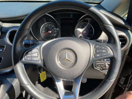 Mercedes-Benz V Class 2015 V220 BLUETEC SE wheelchair & scooter accessible vehicle WAV 21