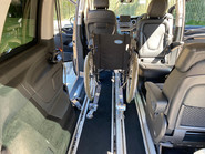 Mercedes-Benz V Class 2015 V220 BLUETEC SE wheelchair & scooter accessible vehicle WAV 15