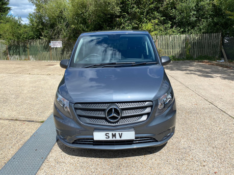 Mercedes-Benz Vito 2016 111 BLUETEC TOURER PRO wheelchair & scooter accessible vehicle WAV 2