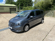 Mercedes-Benz Vito 2016 111 BLUETEC TOURER PRO wheelchair & scooter accessible vehicle WAV 3