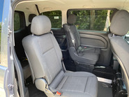 Mercedes-Benz Vito 2016 111 BLUETEC TOURER PRO wheelchair & scooter accessible vehicle WAV 4